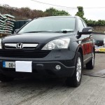 Honda CRV conversion