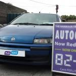 Fiat Punto Autogas