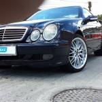 Mercedes CLK 320 Autogas