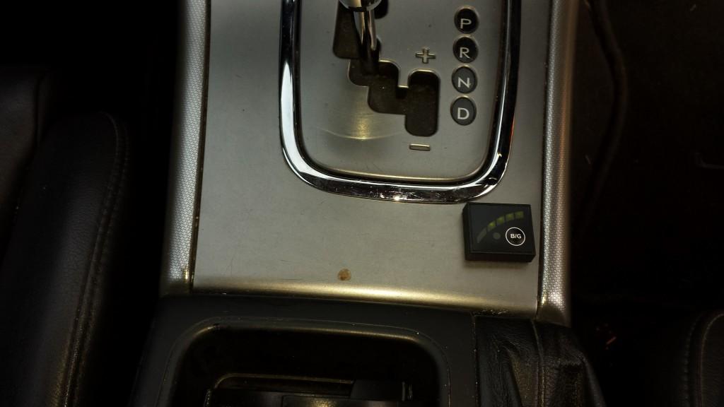 LPG switch