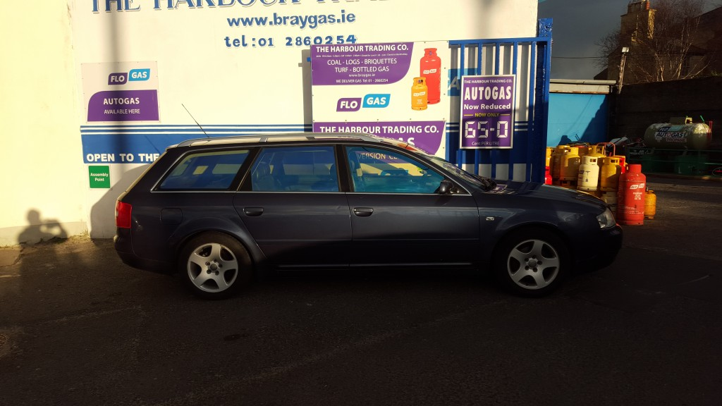 Audi A6 Autogas 2003