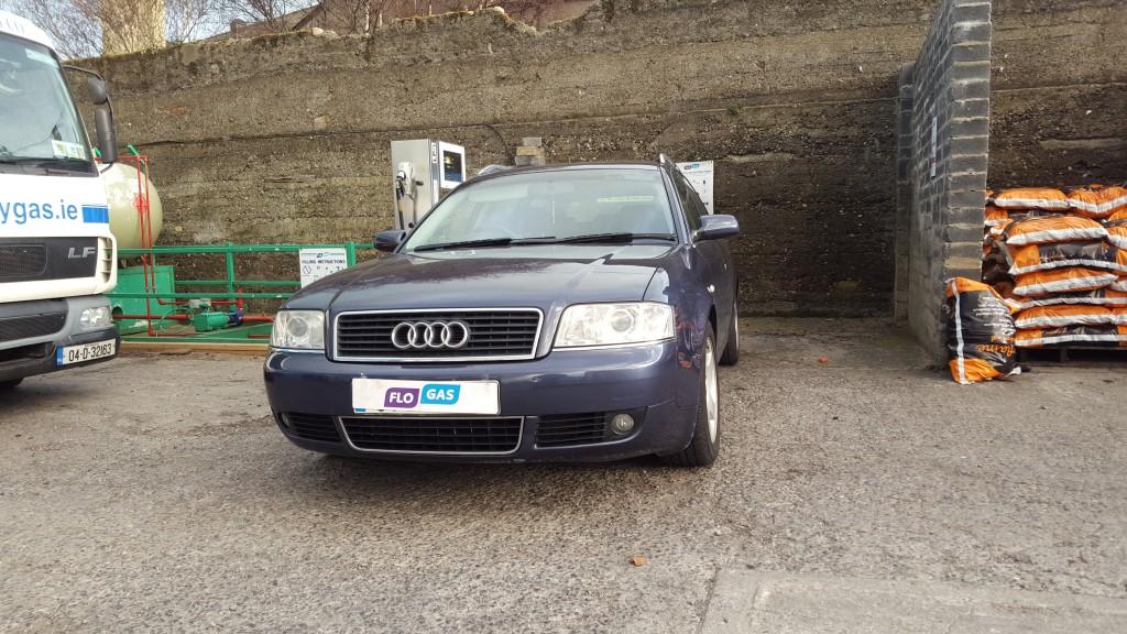 Audi A6 Autogas