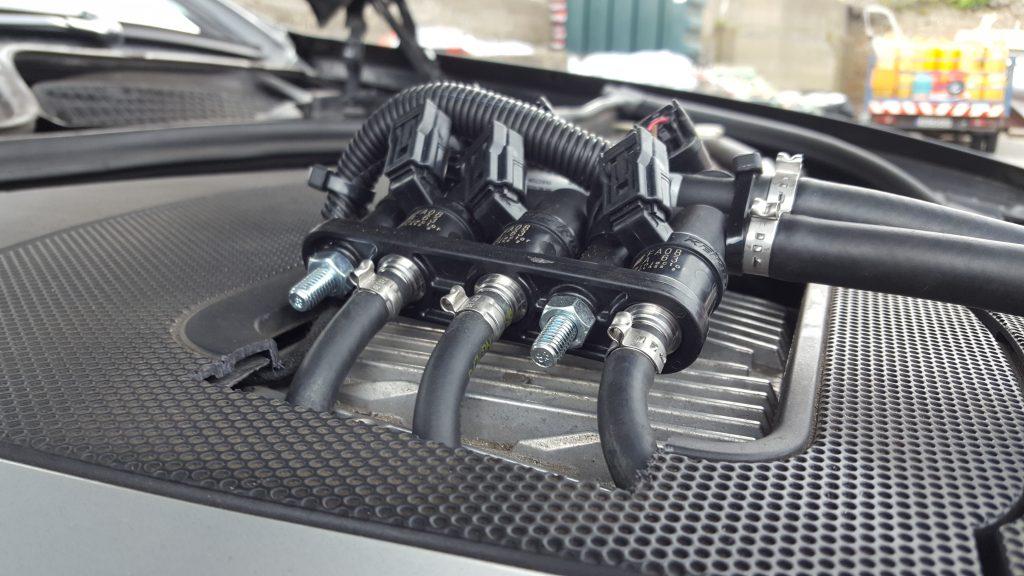 Mercedes s350l lpg injectors