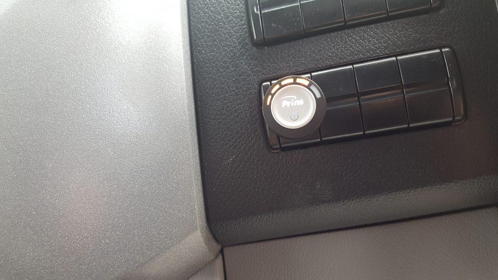 Mercedes Vito LPG