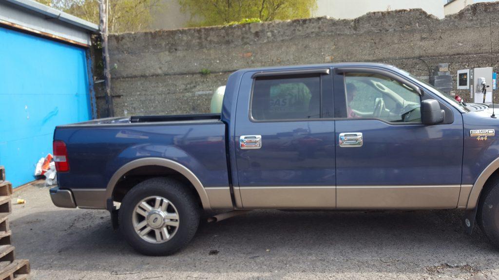 Ford F150 LPG
