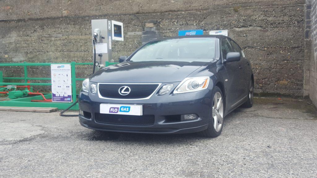 Lexus gs 300 LPG